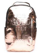 Sprayground - Rose Fine Gold Backpack (Unisex)-2240249