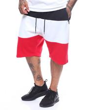 Shorts - Tech Fleece Shorts Color Block (B&T)-2240666
