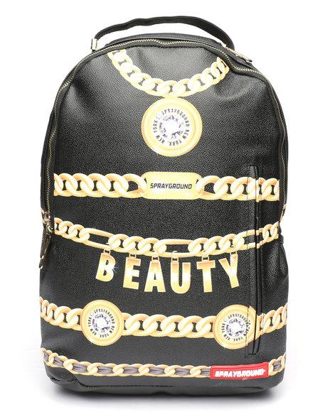 Sprayground - Beauty Chains Backpack (Unisex)