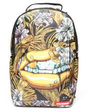 Sprayground - 24K Diamond Lips Backpack (Unisex)-2240247