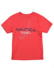 Nautica - Sail Graphic Tee (4-7)-2240142