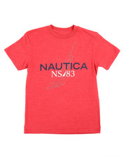 Nautica - Sail Graphic Tee (8-20)-2240147