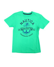 Nautica - Established Tee (8-20)-2239894