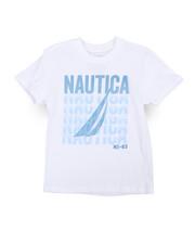 Nautica - Nautica Graphic Print Tee (8-20)-2240075