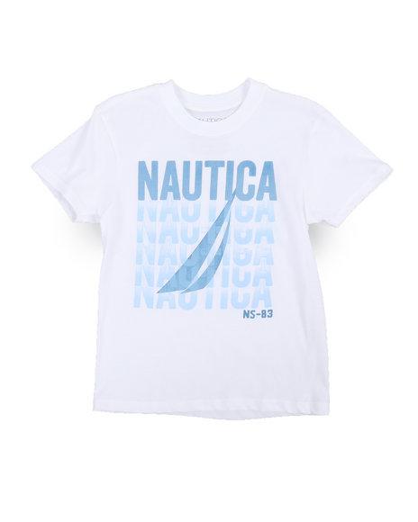 Nautica - Nautica Graphic Print Tee (8-20)