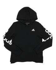 Adidas - Adidas Pullover Hoodie (8-20)-2240414