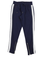 Arcade Styles - Side Striped Sweatpants (8-20)-2240391