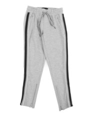 Arcade Styles - Side Striped Sweatpants (8-20)-2240386