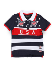 Arcade Styles - USA Polo (4-7)-2238425