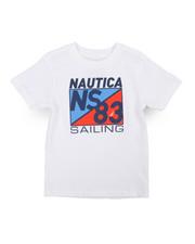 Nautica - Sailing Tee (4-7X)-2239949
