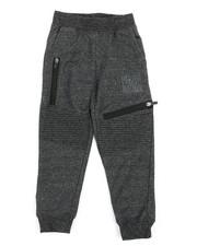 Parish - Marled Moto Sweatpants (4-7)-2240642