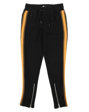 Arcade Styles - Side Striped Sweatpants (8-20)-2240362
