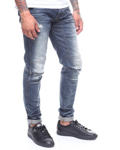 MADBLUE - Knee Punctured Jean