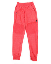 Parish - Marled Moto Sweatpants (8-20)-2240489