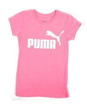 Puma - Puma Logo Graphic Tee (7-16)-2240322