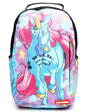 Accessories - Unicorn On The Run Backpack (Unisex)-2240946