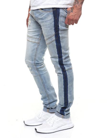MADBLUE - Silicone Stud Jean