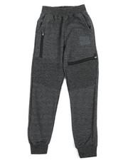 Parish - Marled Moto Sweatpants (8-20)-2240627