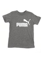 Puma - Puma Cat Graphic Tee (4-7)-2240268