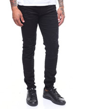 MADBLUE - Rip and Repair Denim Pants-2240890