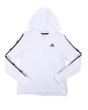 Hoodies - Adidas Pullover Hoodie (8-20) -2240429