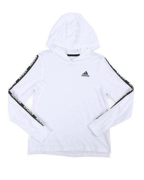 Adidas - Adidas Pullover Hoodie (8-20)