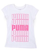 Puma - Puma Screen Tee (7-16)-2240357