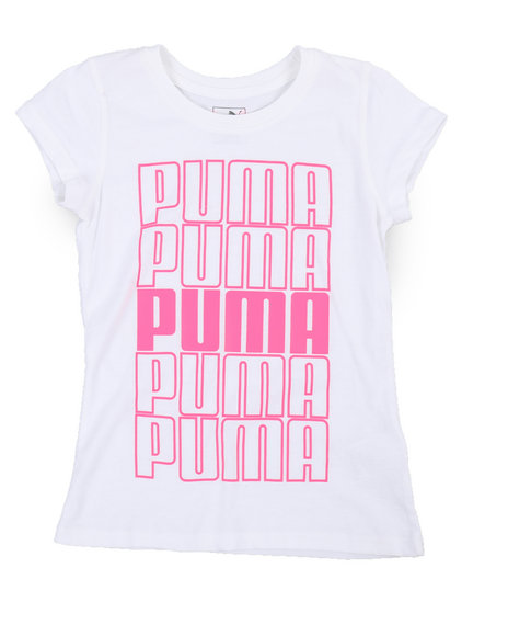 Puma - Puma Screen Tee (7-16)