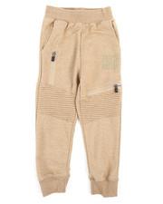 Bottoms - Marled Moto Sweatpants(4-7)-2240647