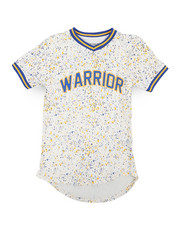 Arcade Styles - City Baseball Warrior Jersey Tee (8-20)-2240464