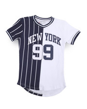 Arcade Styles - Double Team Collection NY Tee ( 8-20)-2240439