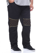 Jeans - Studded Twill Pant (B&T)-2239759