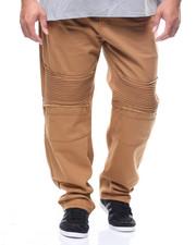 Men - Twill Pant/Gold Zipper (B&T)-2239738