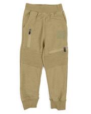 Parish - Marled Moto Sweatpants(4-7)-2240647