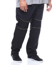 Men - Twill Pant/Gold Zipper (B&T)-2239143