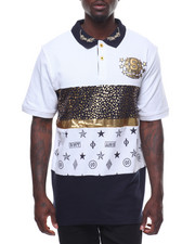 SWITCH - CUT & SEW BLOCK FOIL POLO-2241641
