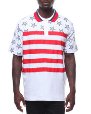 SWITCH - STARS & STRIPE POLO-2241526