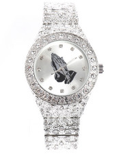 Jewelry & Watches - Praying Hands Nugget Watch-2240248