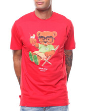 Hustle Gang - HUSTLE BEAR Vacay Tee-2242235