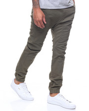 Men - Stretch Twill Jogger by WT 02-2241674