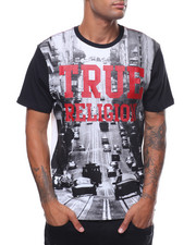 True Religion - CAR TR SS CREW NECK TEE-2242432