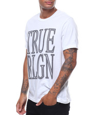 True Religion - SS CRAFTED CHAIN LOGO TE-2242404