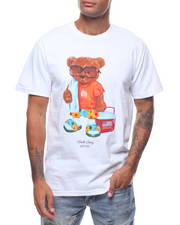 Hustle Gang - HUSTLE BEAR POOLSIDE Tee-2242214
