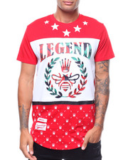 SWITCH - LEGEND EMBOSSED TEE-2242285