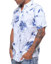 Button-downs - SS FLORAL SKETCH BUTTONDOWN SHIRT-2242379