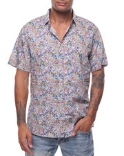 Button-downs - SS BLOOMING FLORAL SHIRT-2242230