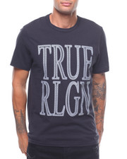 True Religion - SS CRAFTED CHAIN LOGO TE-2242413