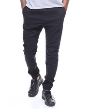 Jeans & Pants - Stretch Twill Jogger by WT 02-2241679