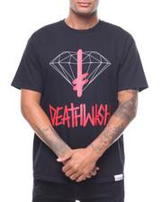 Diamond Supply Co - DEATHWISH SIGN TEE-2242201