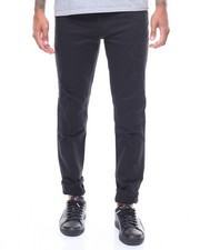 Men - Ripped Skinny Fit Stretch Jeans by WT 02-2241828